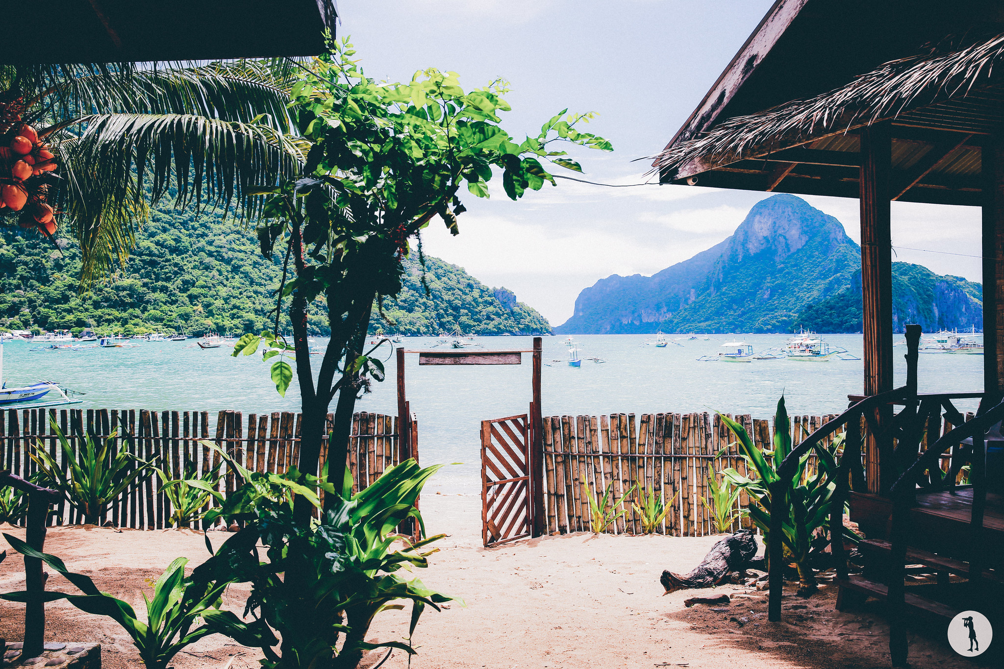 Travel to the Philippines - El Nido, Palawan.