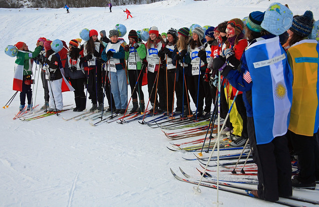 Children will have a wonderful time on a skiing holiday, especially when they see the whole range of activities on offer for them!