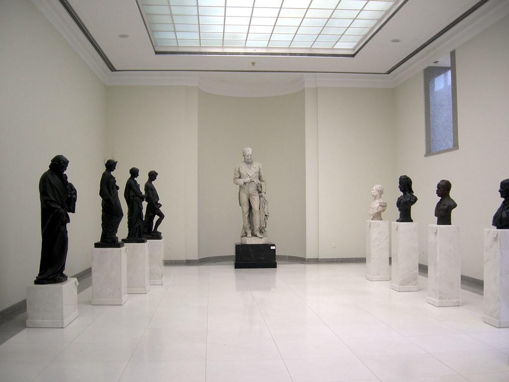 Musée à Porto : Museu Nacional Soares dos Reis - Photo Angelo Romano