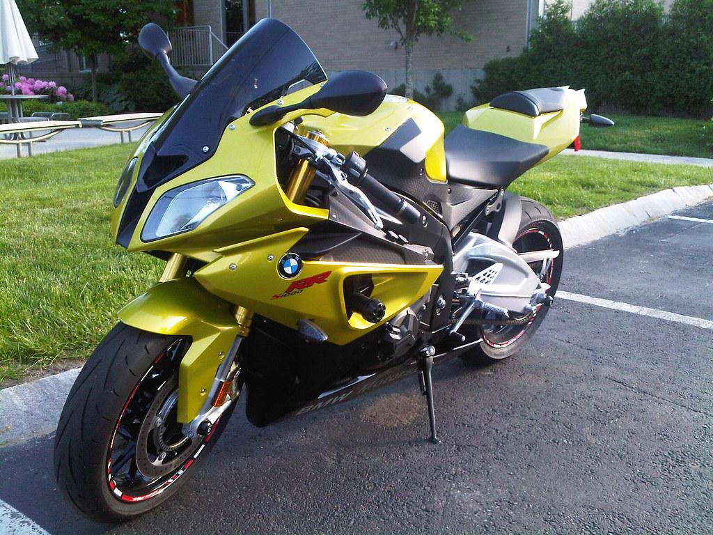 BMW S1000RR Sport Bike