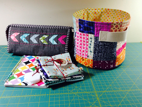 Sewing Room Swap