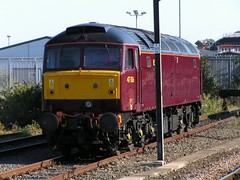 47826 - West Coast Railway - Class 47 - York