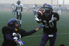 CCS Football 2007: Riordan vs. Terra Nova
