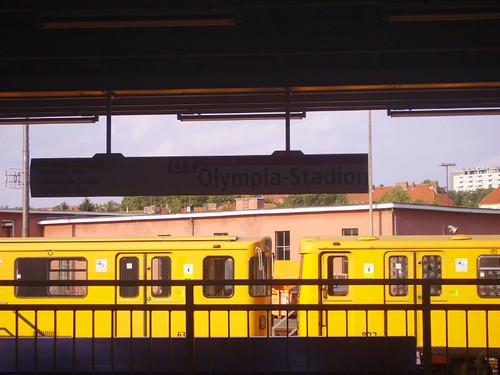 Metropolitana Olimpia Stadium by lpelo2000