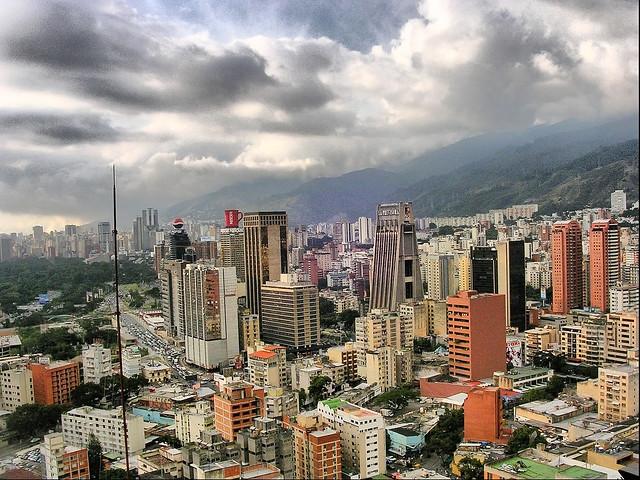 Caracas (Venezuela).