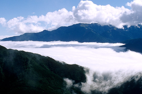 Taiwan - Shei-Pa National Park - A Sea of Clouds
