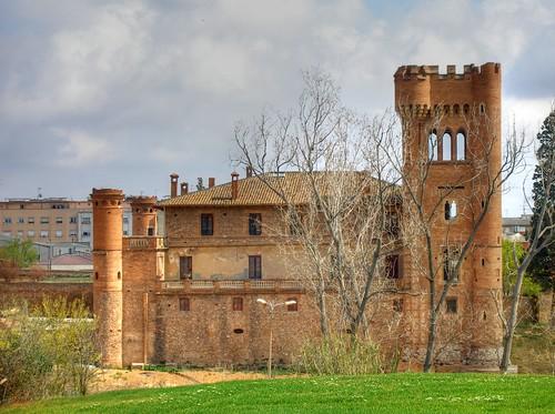 Castell de Can Feu (Sabadell)