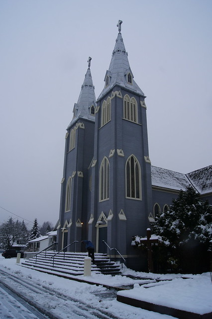 Vintage Church, Sony SLT-A33, Sony DT 18-55mm F3.5-5.6 SAM (SAL1855)