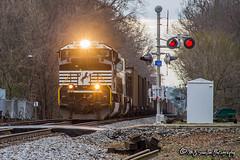 NS 1090   EMD SD70ACe   NS Memphis District