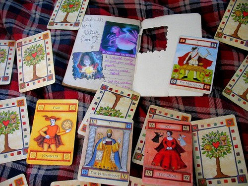 Ever since I had a tarot reading, I have had recurring nightmares?