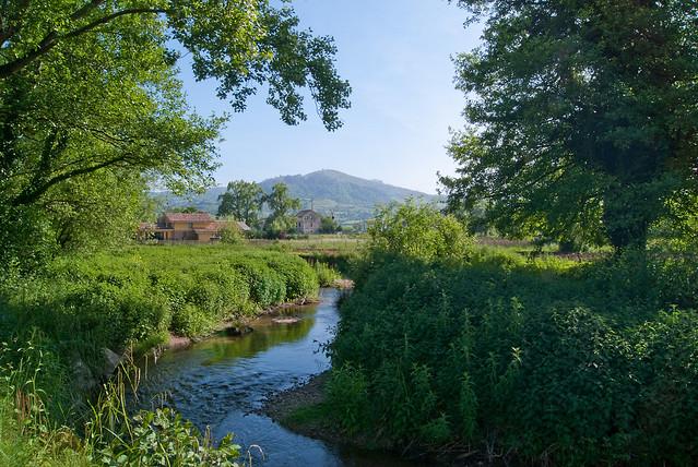 Senda parque fluvial - Gijón - Asturias
