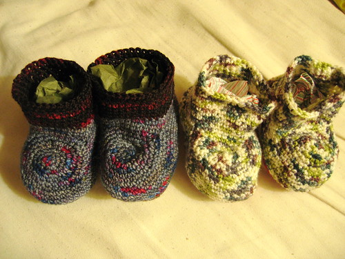 Baby Shoes 2008