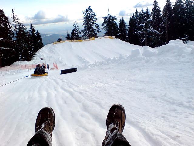 SnowTube Seymour