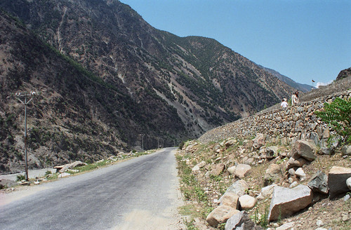 pakistan highway asia karakoram kkh 1994 highquality karakoramhighway ptdc