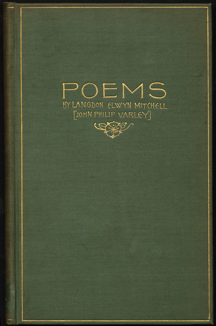 Poetry Book Cover Generator : Poems front cover flickr photo sharing