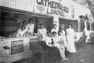 Cathedral Guild project 1906