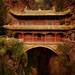 The Hanging Palace—Cangyan Shan, Shijiazhuang, Hebei, China