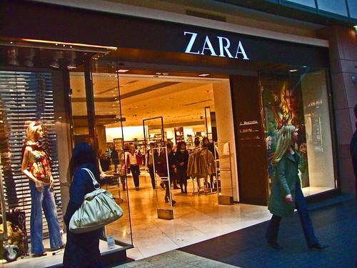 Tienda de Zara