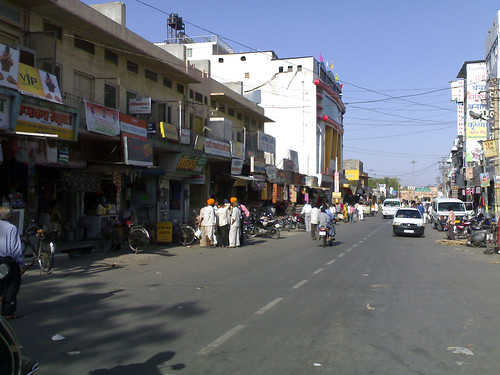 cameraphone india rajasthan streetview barmer