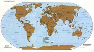 Route Trip around the World 2003