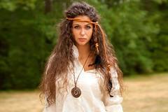 Hippie peinados para intentar