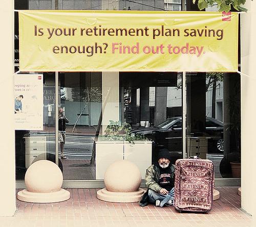 Retirement plan?