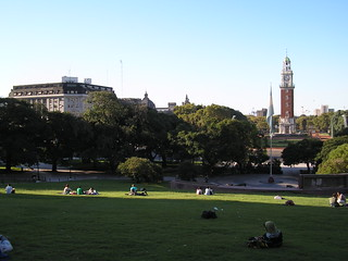 Plaza San Martin - Retiro, Buenos Aires