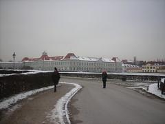 Verso Schloss Nymphenburg