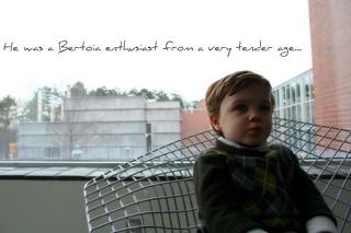 Bertoia Enthusiast