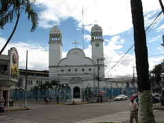 Cathedral, La Ceiba