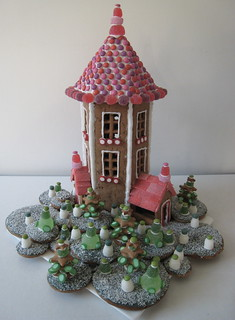 Gingerbread Moominhouse