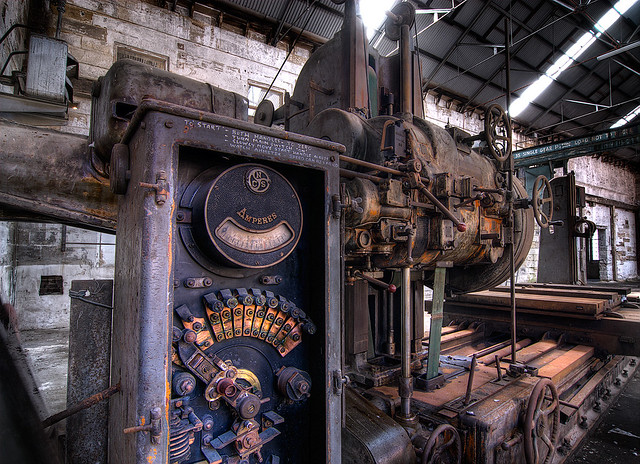 Old machines - a gallery on Flickr