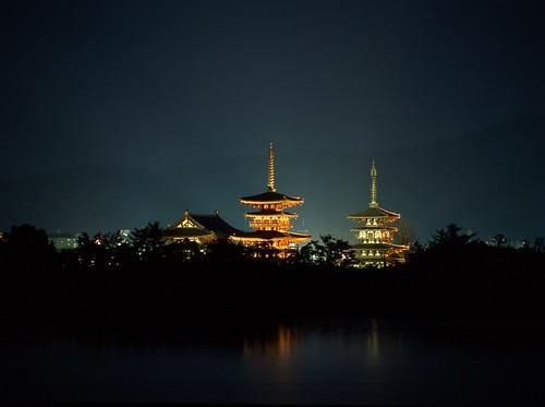 Yakushiji-temple