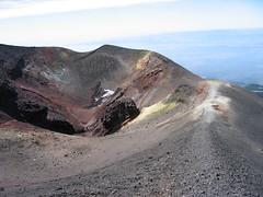 volcano(0.0), summit(0.0), ridge(0.0), mountain(1.0), geology(1.0), plateau(1.0), fell(1.0), terrain(1.0), rock(1.0), mountainous landforms(1.0), volcanic landform(1.0),