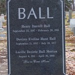 Lucille Ball 39 S Grave Site Lucille Ball 39 S Grave Site In Lak Flickr Photo Sharing