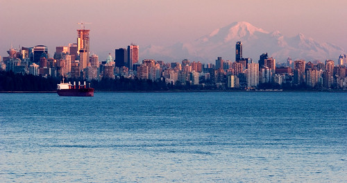 Vancouver Skyline Photo by Kimon Berlin
