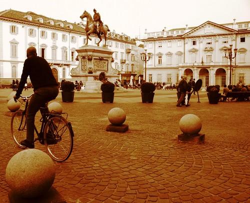 Bici in Piazza