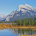 Mt Rundle by njchow82