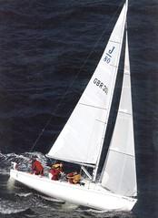 J/80 Sportsboat