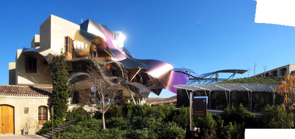 Marques De Riscal Frank Gehry Bodegas Marques De Riscal Flickr