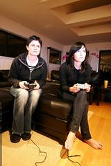 sister vs sister   mario kart showdown    MG 8221