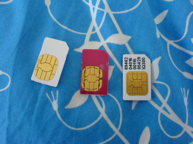 SIM cards for mroach