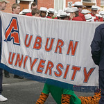 AUBURN UNIVERSITY MARCHING BAND