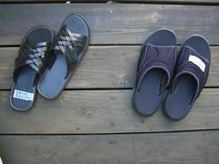 deck sandals, berkeley