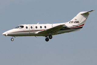 NetJets Europe Hawker 400XP CS-DML