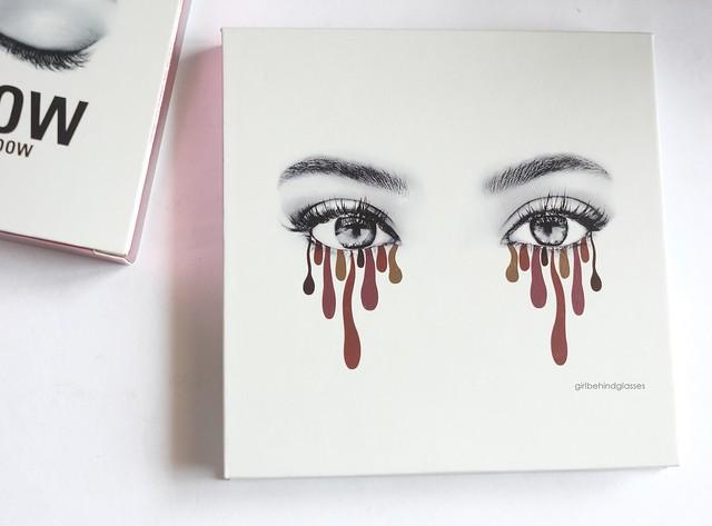 Kylie Cosmetics Kyshadow Burgundy Palette4