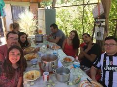 Almuerzo de la comunidad