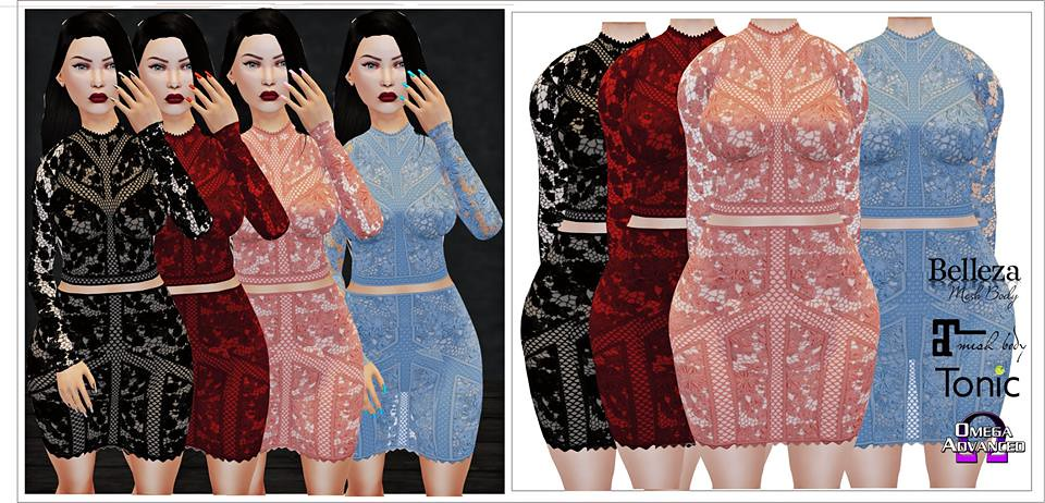 ? NEW Love Dress - SecondLifeHub.com