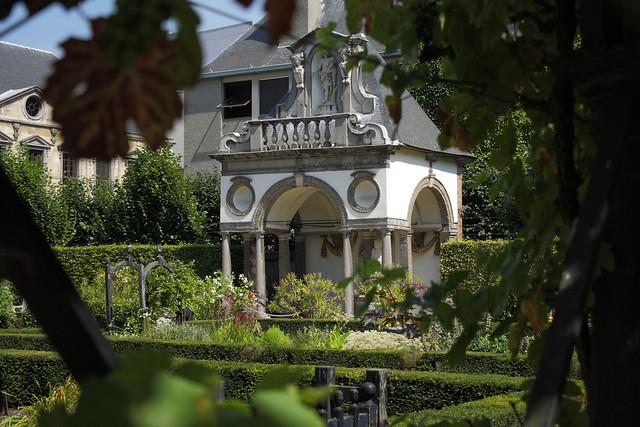Gardens of Rubens house