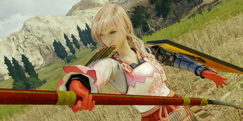 Lightning Returns: Final Fantasy 13 Samurai Outfit Collection DLC out today